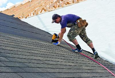 Безопасность на крыше при монтаже или обслуживании кровли