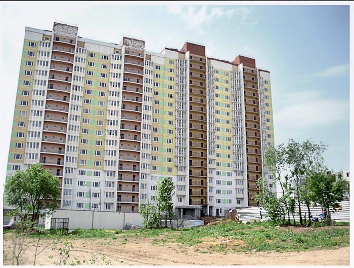Четыре дизайн-проекта квартир в жилом доме серии СПТ 61