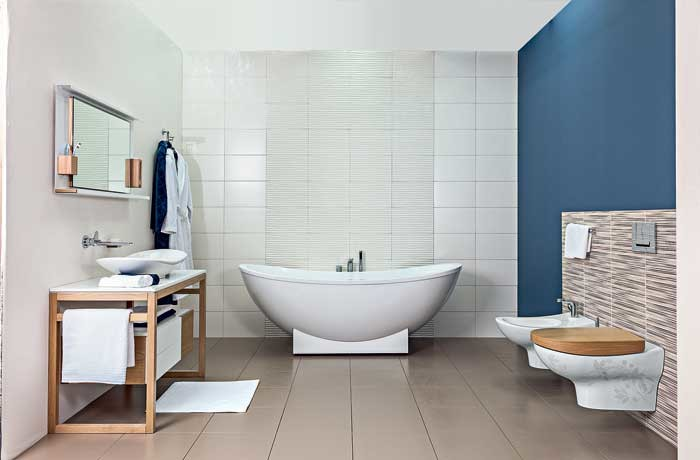 3 проекта ванных комнат, которые легко реализовать