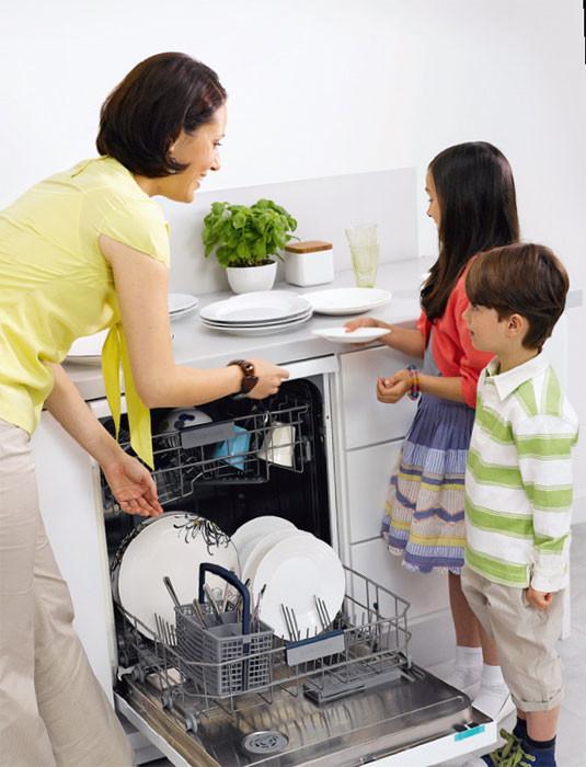 О посудомойках начистоту