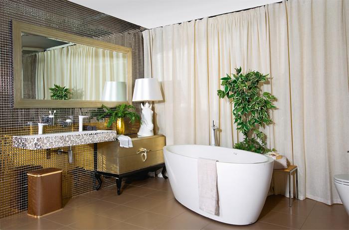 2 проекта ванных комнат
