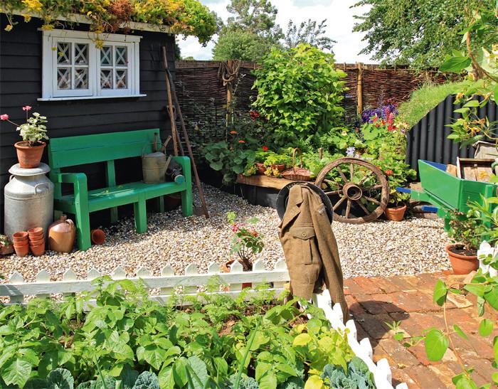 Съедобные сады
