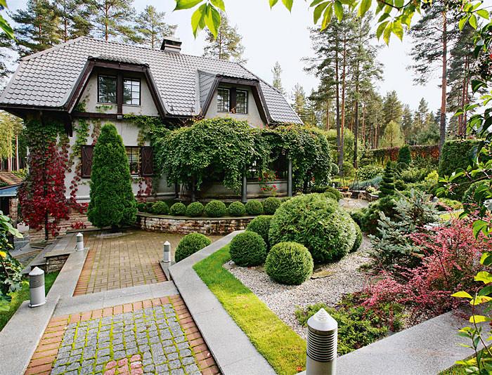 Садовые долгожители