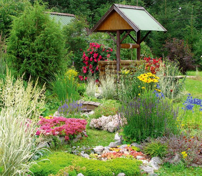 Садовые мелодии