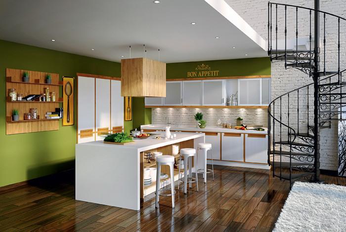 Кухонная мода