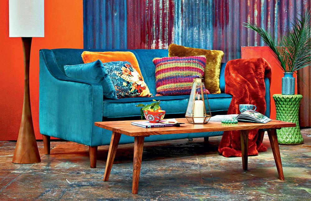 Текстиль для дома: 9 модных трендов