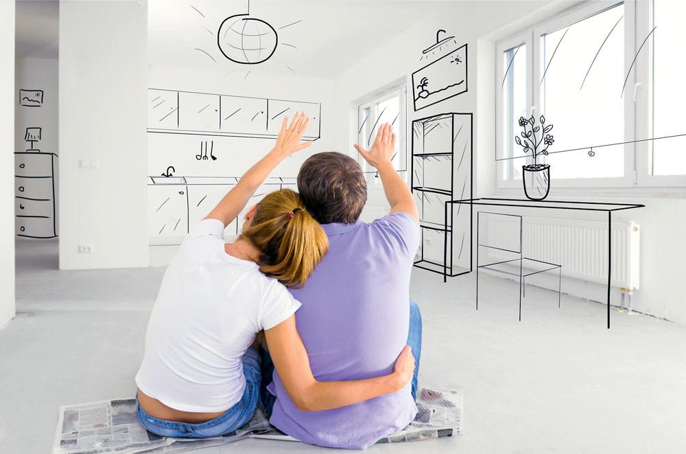 Квартира-полуфабрикат: плюсы и минусы свободной планировки