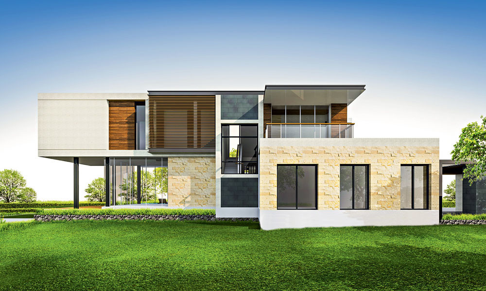 Дома с плоской крышей: ожидание vs реальность