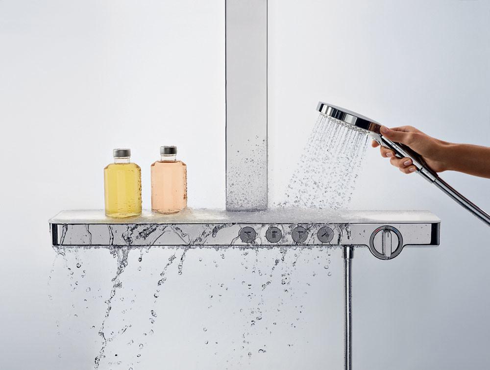 Оборудование для ванной комнаты: модные тенденции в дизайне