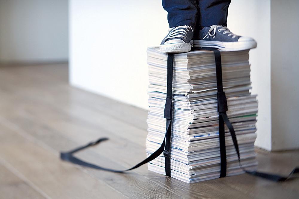 26 стильных газетниц