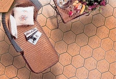 Керамическая плитка «Рустика»