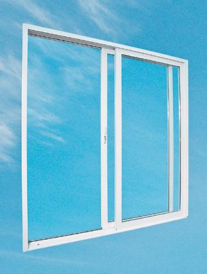 Раздвижные окна из стеклокомпозита