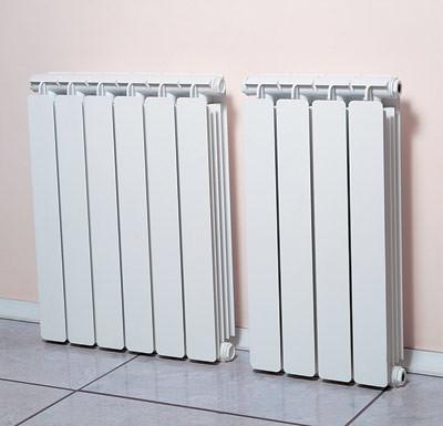 Алюминиевый радиатор Alux