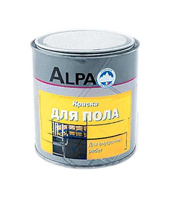 Пополнение в семействе Alpa