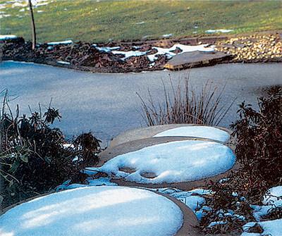 Насос для зимнего пруда Icefree 20