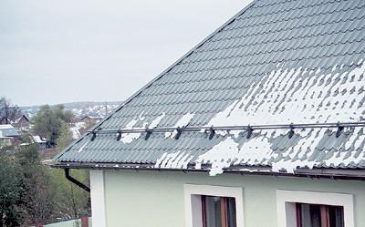 Трубчатые снегозадержатели Vlen