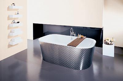 Ванна: дизайнерские находки