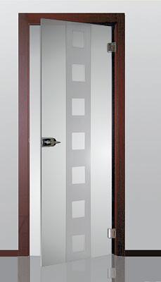 Стеклянные двери Unitop