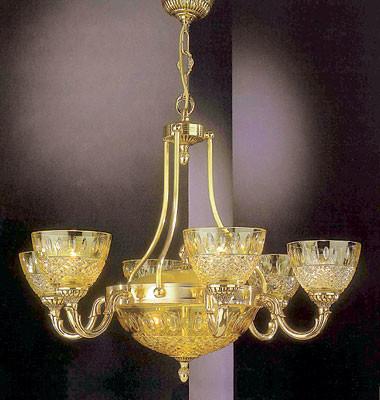 «Янтарные» светильники