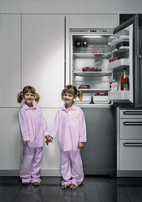 Семейный холодильник