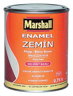 Эмали Marshall