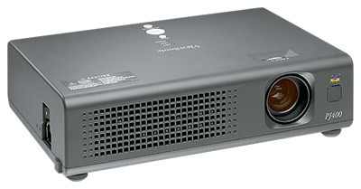 PJ400: ЖК–проектор начального уровня