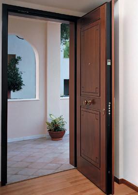 Взломостойкие двери Griff