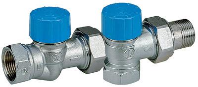 Термостатические клапаны Giacomini