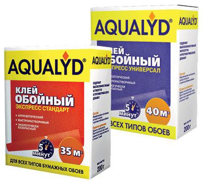 Клей для обоев Aqualyd