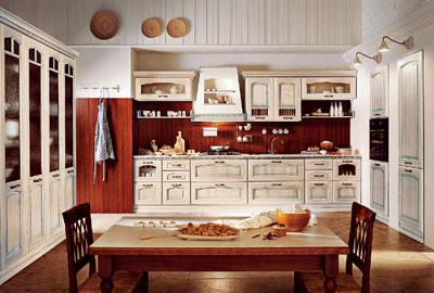 Кухня Natura dekape