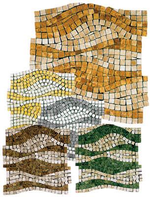 Настоящая мозаика
