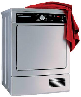 Сушильный автомат с теплообменником