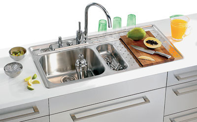 Кухонные мойки Alveus Vision