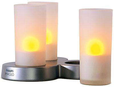Свеча на светодиодах
