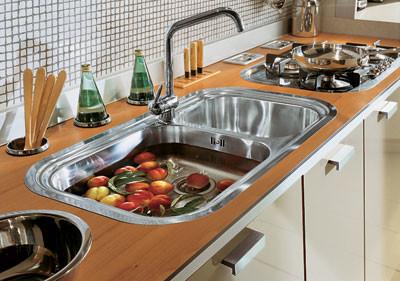 Кухонные мойки из Италии