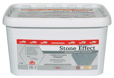 Декоративное покрытие с эффектом камня