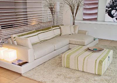 Diagonal—диван для большой компании