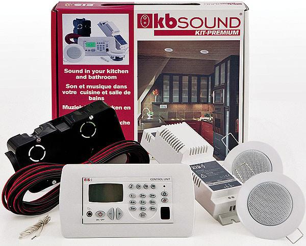 Мини-радио для кухни и ванной