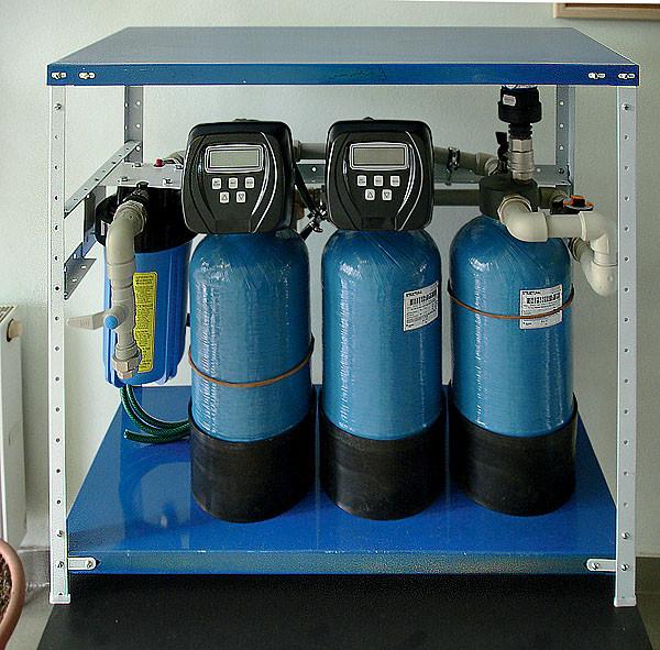 Универсальная система водоочистки