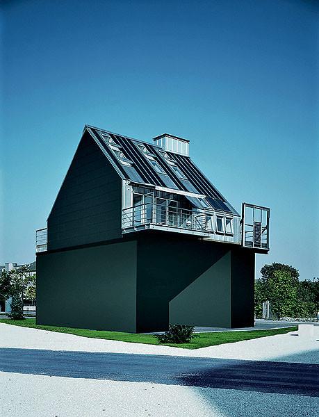 Soltag-  дом будущего от Velux