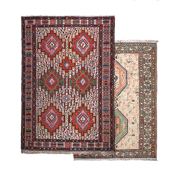 Деревенские ковры из Ирана