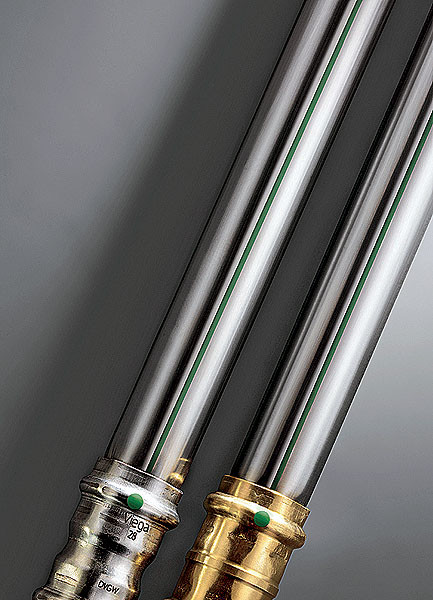 Трубы без никеля