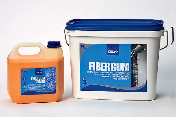 Гидроизоляция Fibergum