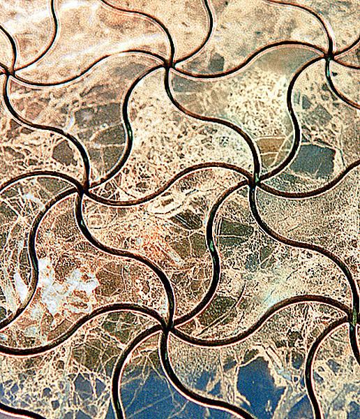 Частички вечности:  мраморная мозаика Arte