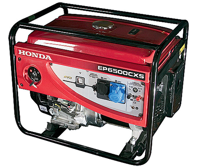 Мини-электростанции Honda