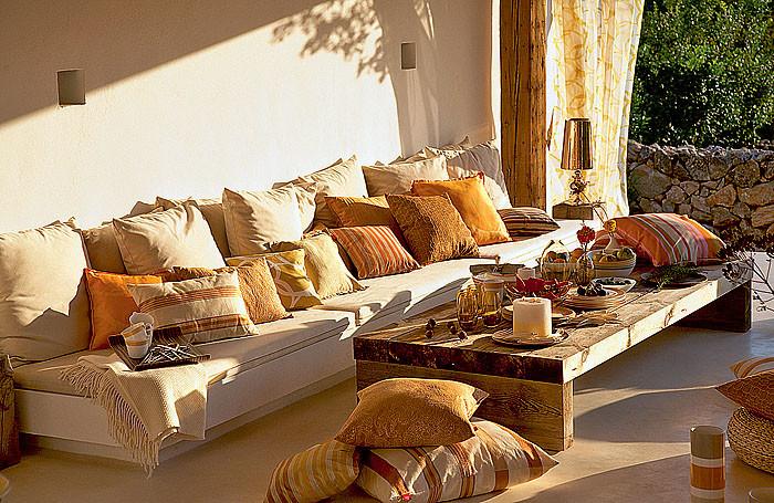 Esprit home - коллекция текстиля для дома