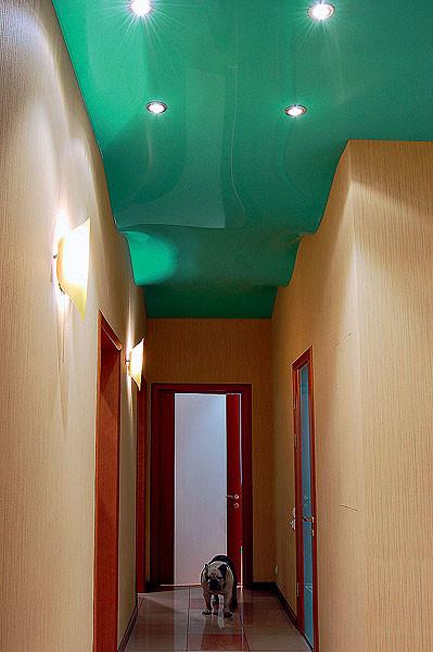 Антибактериальные натяжные потолки