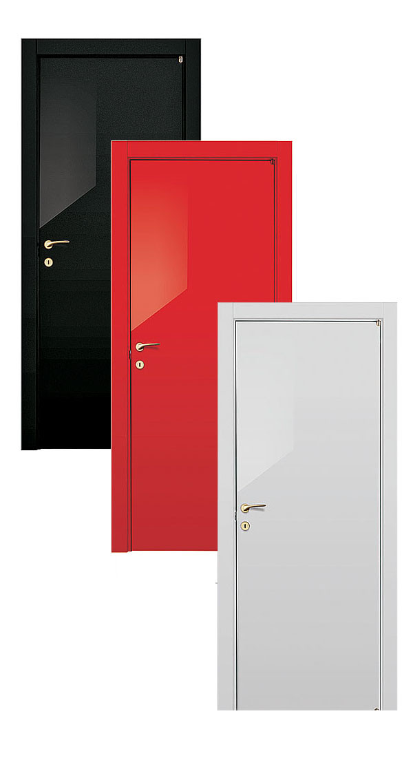 Новые двери Gloss