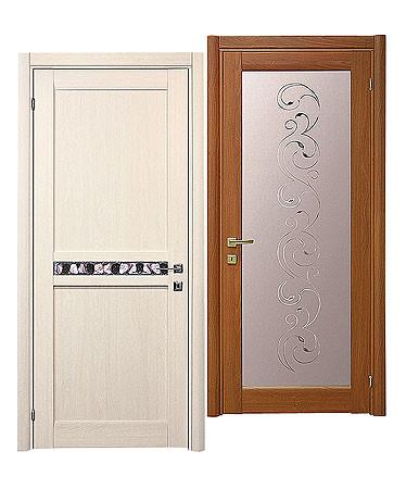 Элегантные двери