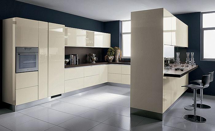 По последней моде: кухонная мебель Scavolini